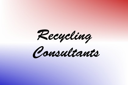 Recycling Consultants Image