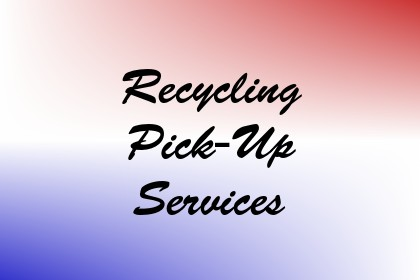 Recycling Pick-Up Services Image