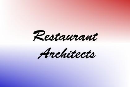 Restaurant Architects Image