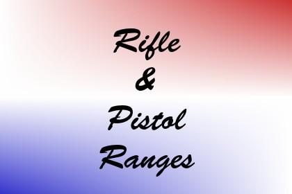 Rifle & Pistol Ranges Image