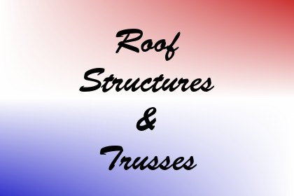 Roof Structures & Trusses Image