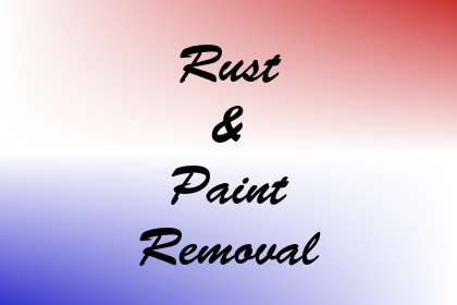 Rust & Paint Removal Image