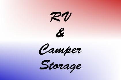 RV & Camper Storage Image