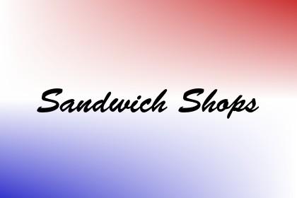 Sandwich Shops Image