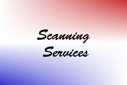 Scanning Services Image
