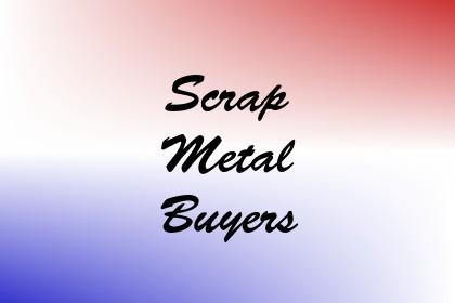 Scrap Metal Buyers Image
