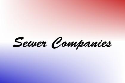 Sewer Companies Image