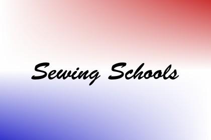 Sewing Schools Image