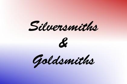 Silversmiths & Goldsmiths Image