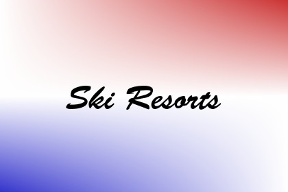 Ski Resorts Image