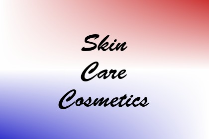 Skin Care Cosmetics Image