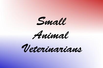 Small Animal Veterinarians Image