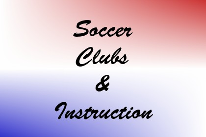 Soccer Clubs & Instruction Image