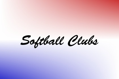 Softball Clubs Image