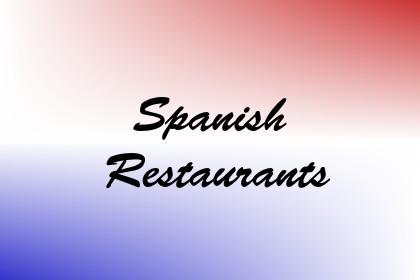 Spanish Restaurants Image