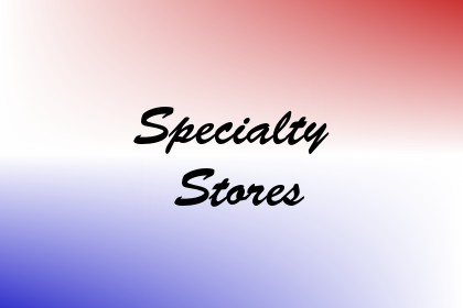 Specialty Stores Image