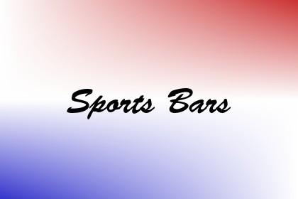 Sports Bars Image