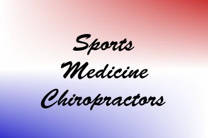 Sports Medicine Chiropractors Image