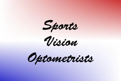 Sports Vision Optometrists Image