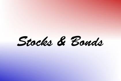 Stocks & Bonds Image