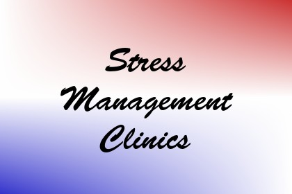 Stress Management Clinics Image