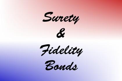 Surety & Fidelity Bonds Image