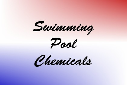 Swimming Pool Chemicals Image