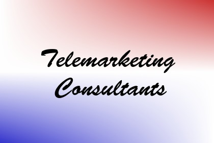 Telemarketing Consultants Image