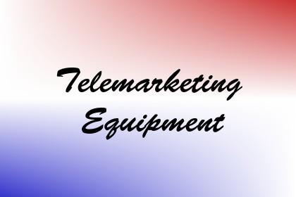 Telemarketing Equipment Image