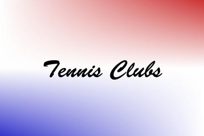 Tennis Clubs Image