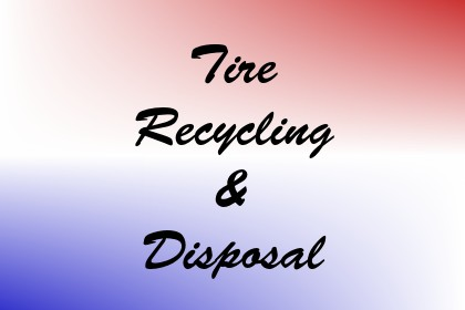 Tire Recycling & Disposal Image