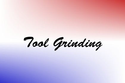 Tool Grinding Image