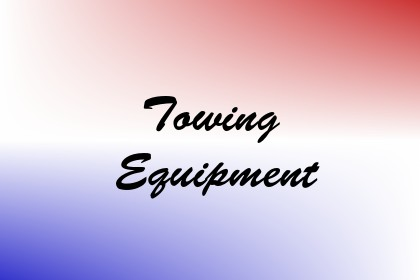 Towing Equipment Image