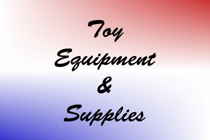 Toy Equipment & Supplies Image