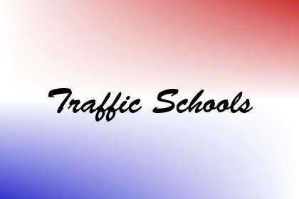Traffic Schools Image