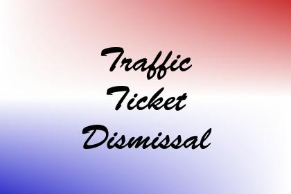 Traffic Ticket Dismissal Image