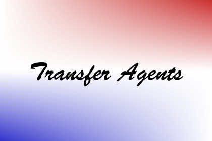 Transfer Agents Image