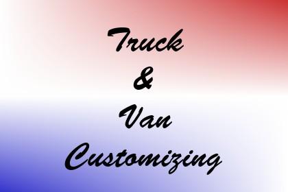 Truck & Van Customizing Image