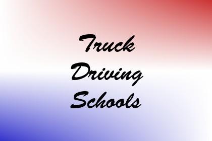 Truck Driving Schools Image