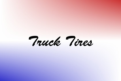 Truck Tires Image
