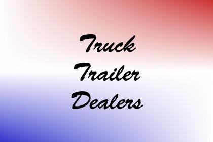 Truck Trailer Dealers Image
