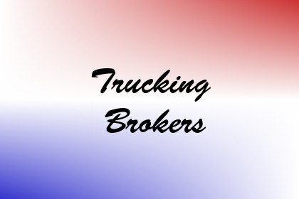 Trucking Brokers Image