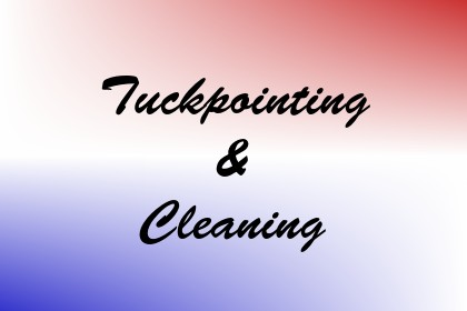 Tuckpointing & Cleaning Image