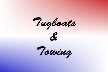 Tugboats & Towing Image