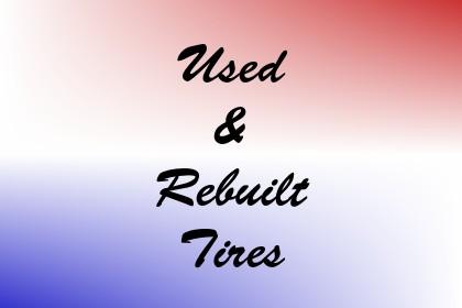 Used & Rebuilt Tires Image