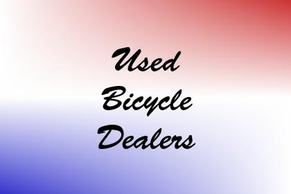 Used Bicycle Dealers Image