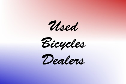 Used Bicycles Dealers Image