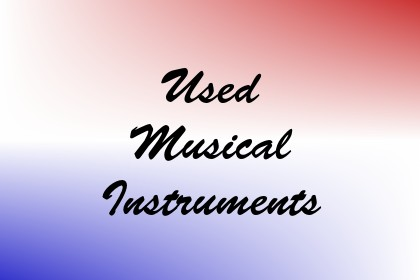 Used Musical Instruments Image