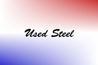 Used Steel Image