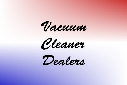 Vacuum Cleaner Dealers Image
